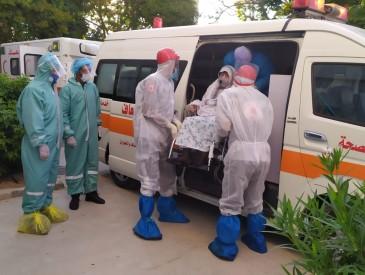 """تسجيل حالة وفاة و67 إصابة جديدة بفيروس """"كورونا"""" خلال 24 ساعة في قطاع غزة"""