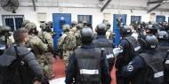 سلطات الاحتلال تنّقل 400 أسير من جلبوع إلى سجون أخرى