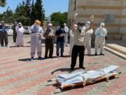 8 حالات وفاة و513 إصابة جديدة بفيروس كورونا في فلسطين