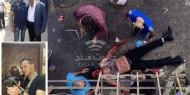 اغتيال  القائد الفتحاوى حاتم أبو رزق  على يد  الأجهزة الأمنية في اشتباكات مخيم بلاطة