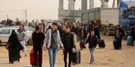 حـالة المـعابر في قطـاع غـزة