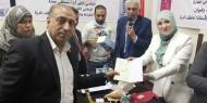العلاقات العامة بمجلس الاعلام  فتح تشارك في حفل توقيع رواية هي وكورونا