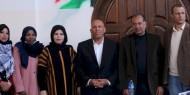 كوادر فتحاوية تشارك في لقاء سياسي حول موقف إصلاحي فتح من التطورات السياسية
