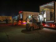 بالصور|| تيار الإصلاح يعلن انتهاء المرحلة الأولى من بناء المستشفى الميداني في غزة