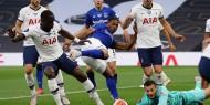 شاهد.. إيفرتون يقصي توتنهام من الكأس بعد موقعة غزيرة بالأهداف