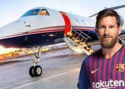 رئيس الأرجنتين يستأجر طائرة ميسي.. فماذا شاهد فيها؟