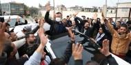 القيادي بفتح غسان جادالله يصل قطاع غزة بعد ١٤ عاما