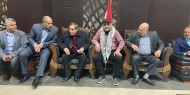 وصول القيادي الفتحاوي رشيد أبو شباك إلى غزة بعد غياب 14 عام