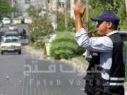 حالة الطـرق فـي قـطـاع غزة
