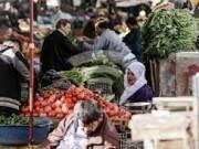أسـعار الخـضروات والدجاج في أسـواق غـزة