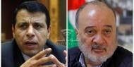 مصادر صحفية : اتصالات بين  دحلان  و القدوة لتشكيل قائمة انتخابية موحدة