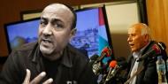 """فيديو.. قيادي فتحاوي يطالب بلجم الرجوب بعد وصفه """"القدوة"""" و""""البرغوثي"""" بالمرتدين"""