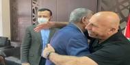 شاهد.. وصول القيادي سليمان أبو مطلق إلى قطاع غزة بعد غياب 14 عاما