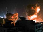 الدفاعات الجوية السورية تتصدى لعدوان إسرائيلي فوق مدينة حمص