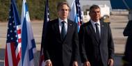 وزير الخارجية الأمريكي يصل تل أبيب لبحث ملفات تتعلق بغزة والسلطة الفلسطينية