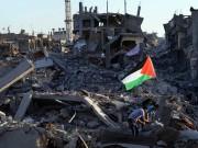 وزير الأشغال يبحث مع المجلس الفلسطيني للإسكان آليات إعادة إعمار غزة