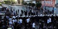 """مظاهرات في رام الله للمطالبة برحيل """"عباس"""" ومحاسبة قتلة """"بنات"""""""