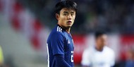 """""""ميسي اليابان"""" يسجل هدفاً من بين أقدام 4 لاعبين.. لن تصدق كيف فعلها!"""