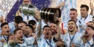 أخيراً.. ميسي يُتوج مع الأرجنتين بلقب بطولة كوبا أمريكا