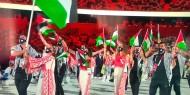 """فيديو: لحظة دخول بعثة فلسطين في افتتاح أولمبياد """"طوكيو 2020"""""""