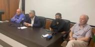 الكشف عن تفاصيل لقاء القيادة الفلسطينية مع الاعلاميين الإسرائيليين في رام الله