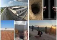 تفاصيل جديدة حول الهروب الدرامي من سجن جلبوع