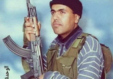 الشهيد القائد الفتحاوي عمرو أبوسته