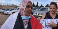 المحررة أبو كميل تصل الخليل ووعودات بإصدار تصريح لها لدخول غزة