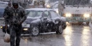 """منخفض جوي يصل """"فلسطين"""" الأربعاء.. والأشغال العامة تعلن حالة الطوارئ"""