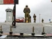 إلقاء عبوة ناسفة تجاه جنود جيش الاحتلال على حاجز الجلمة جنوب جنين