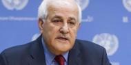 """منصور يدعو الأمم المتحدة لإدراج إسرائيل ضمن """"قائمة العار"""""""