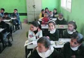 التعليم بغزة تعلن تغيير موعد بدء الفترة الصباحية بالمدارس
