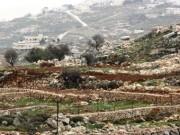 جيش الاحتلال يشرع بعمليات تجريف في أراضي حوارة لشق طريق استيطاني جنوب نابلس