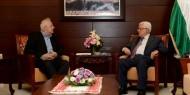 الرئيس يبعث برسالة الى حنا ناصر بشأن الانتخابات الفلسطينية وهذا ما جاء فيها