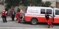 إصابات بانقلاب مركبة غرب غزة