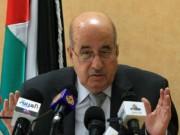 الزعنون يدعو البرلمانات العربية والدولية إلى إعلان رفضها مؤامرة ترامب