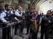 شرطة الاحتلال تهدد 4 سيدات مبعدات بالاعتقال