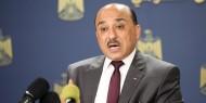 الحساينة : تحويل 4مليون دولار ضمن المنحة الكويتية لاعادة اعمار غزة