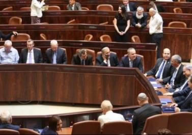 """""""الموحدة"""" تهدد بتعطيل أعمال ائتلاف الحكومة الإسرائيلية"""