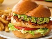 طريقة عمل برجر الدجاج الشهي