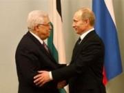 شاهد الفيديو : موقف طريف من بوتين مع رجل امن فلسطيني