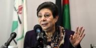 عشراوي:غزة تعاني كارث انسانية والمواطن هو الضحية