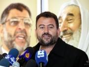 العاروري : حماس تقف في الخط الامامي في الدفاع عن ايران