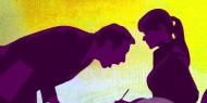 بالفيديو.. فتاة تتعرض لتحرش بطريقة عجيبة
