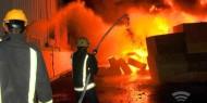 شاهد.. فاجعة في النصيرات: شمعة تقتل 3 أطفال حرقا