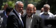 وفد حماس برئاسة هنية غادر صباحا الى القاهرة
