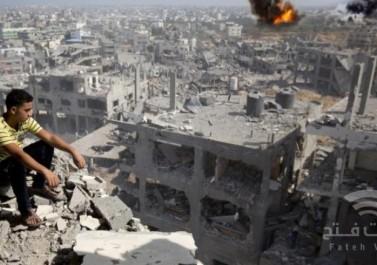 2000 وحدة سكنية ومعمل بغزة بانتظار إعادة البناء