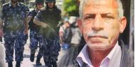 قوات الأمن تحاول خطف محمود الزق والمواطنين يطاردوهم بالحجارة