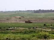 قوات الاحتلال تطلق النار تجاه أراضي المزارعين شرق غزة