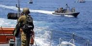 بالاسماء :  الاحتلال يعتقل 10 صيادين قبالة بحر رفح